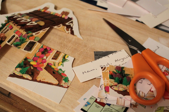 New Home Keepsake Idea - Collage Crafts