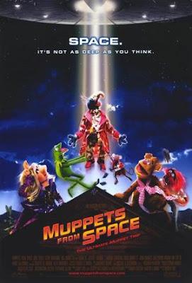 descargar Los Muppets en el espacio – DVDRIP LATINO