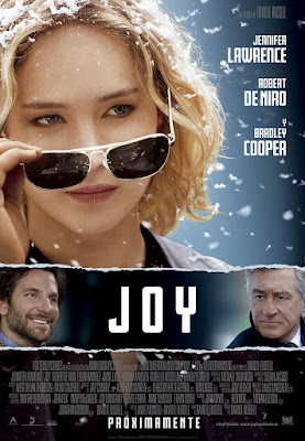 Póster de la película 'Joy'