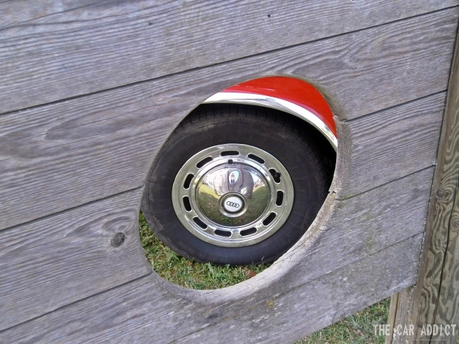 Audi Wheelcap