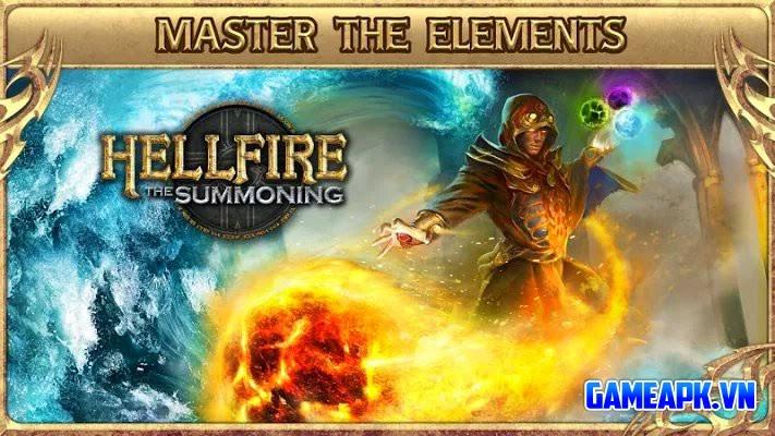 HellFire: The Summoning v2.4.1 hack bất bại cho Android