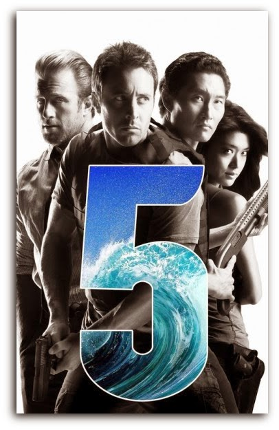 Hawaii Five-0 [Season 5]