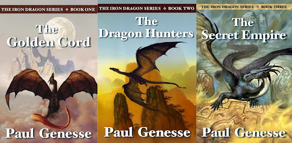 The Iron Dragon Series