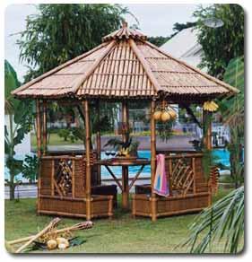 jasa pembuatan rumah bale bambu