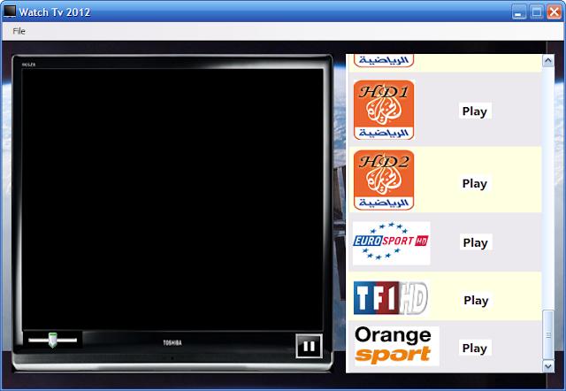 new version watch tv 2012 marche avec tous le monde 100 % watch tv ...