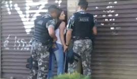 A violência policial é cada vez maior no Brasil