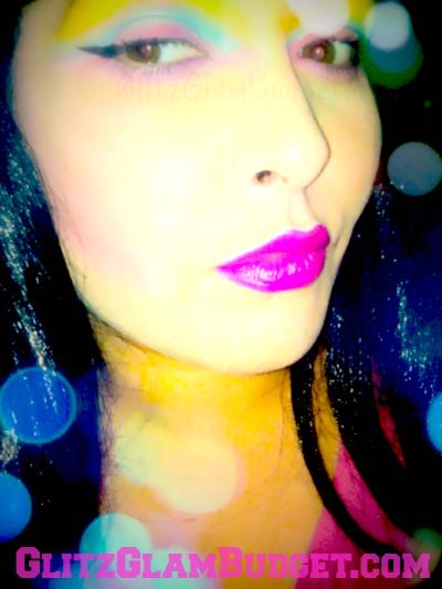 80's Makeup Halloween