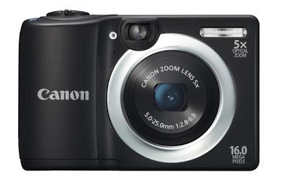 Canon PowerShot A1400 Camera