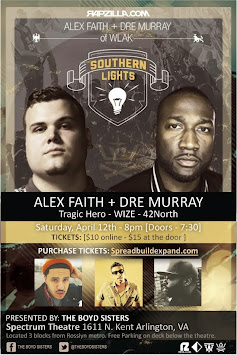 Alex Faith & Dre Murray Concert