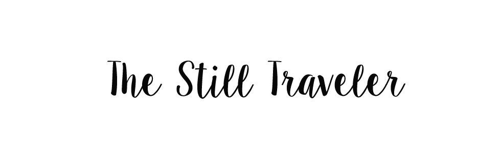 The Still Traveler | books, adventures, etc.