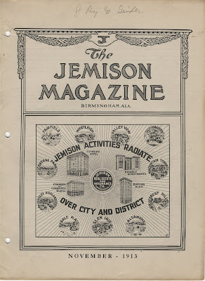 Jemison Magazine November 1913
