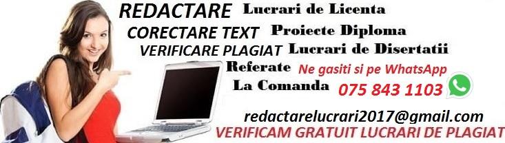 Lucrari de Licenta ::  lucrari-de-licenta-disertati.blogspot.ro ::
