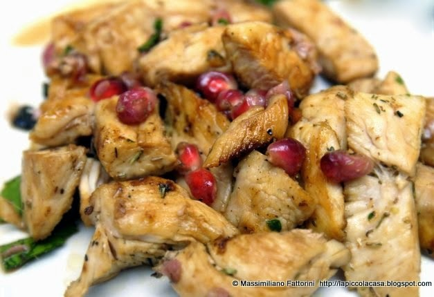 la piccola casa: una ricetta facile e veloce : bocconcini di petto ... - Cucinare Qualcosa Di Veloce
