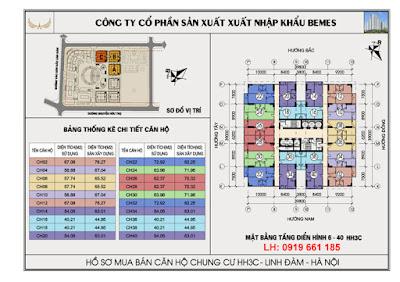 mat bang tang 6-40 chung cu hh3c linh dam