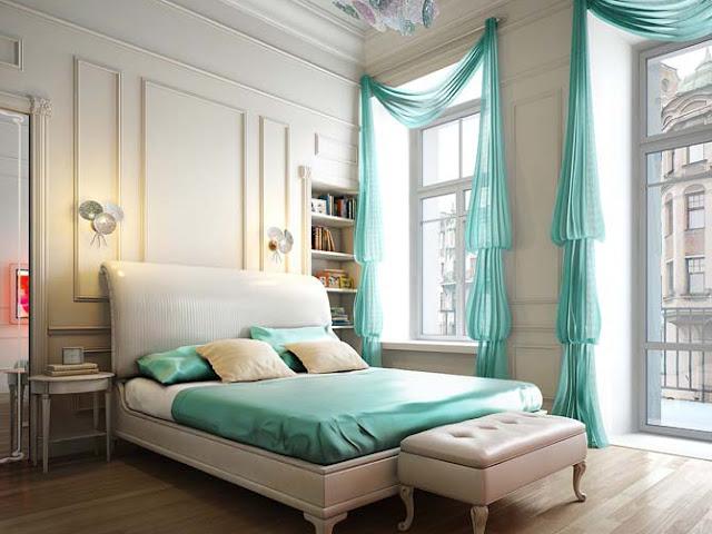eclectic bedroom 4