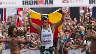 IRONMAN-Hawaii tiene como ganadores a Van Lierde y a Mirinda Carfrae
