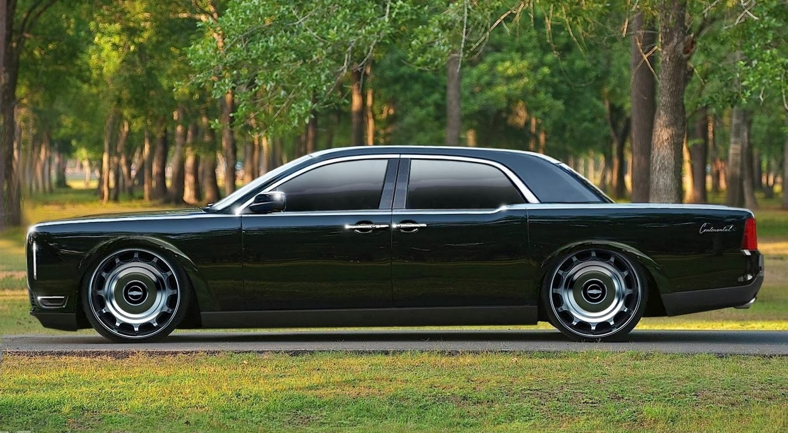The Lincoln Continental Is A Series Of Luxury Cars Produced By Division American Automaker Ford Motor Company First Introduced In 1939 As