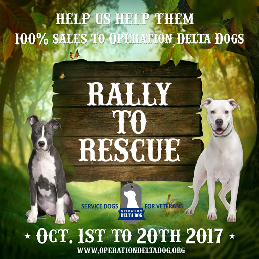 Rally to Rescue Event