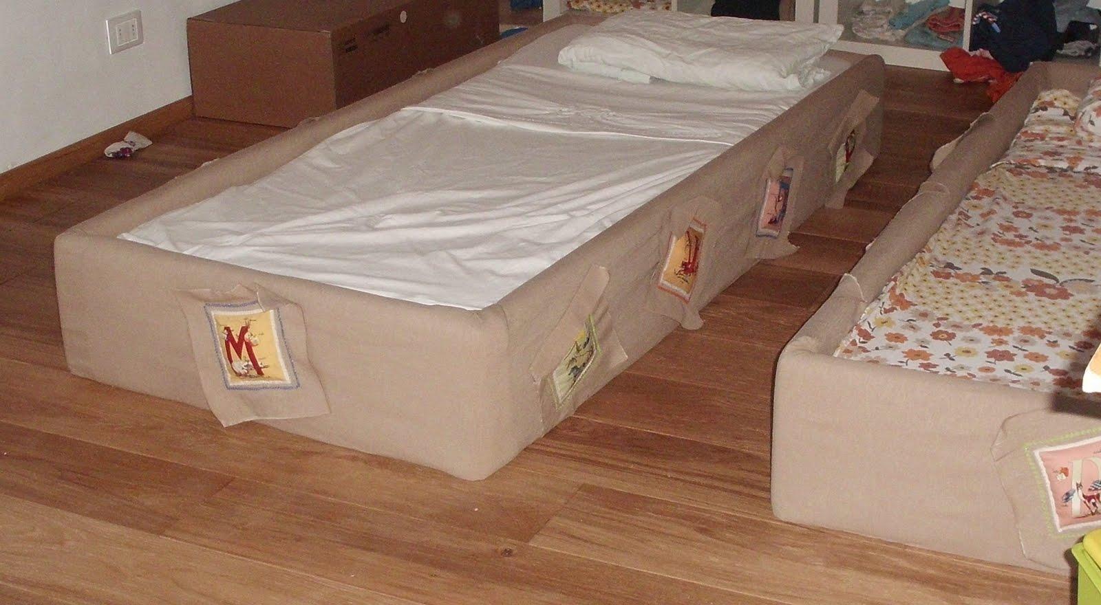 Fare Un Letto A Castello : Come fare un letto come fare un letto sospeso come arredare una