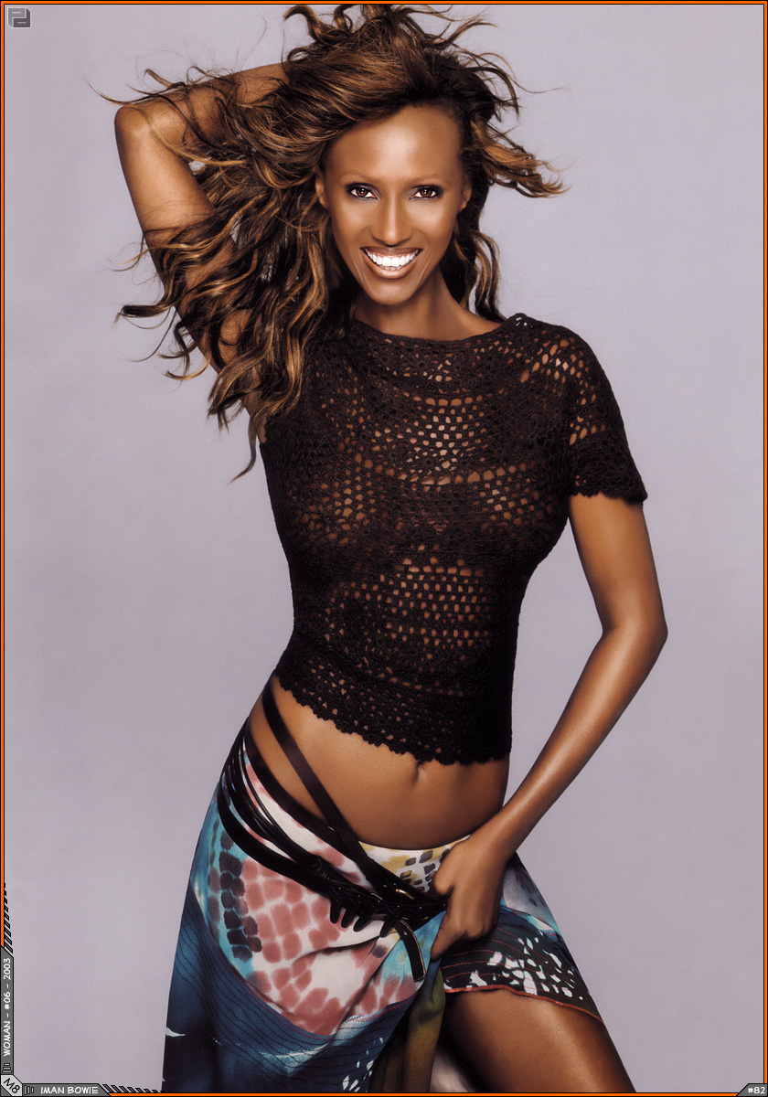 Iman nude Nude Photos 74