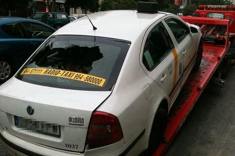 """Los problemas de algunos taxis a GLP viene de """"fabrica"""" y de las transformaciones."""