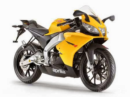 Review Aprilia RS4 125
