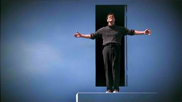 Good Morning Truman Show Quote