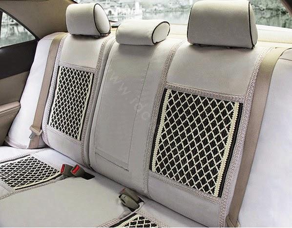 custom seat covers Gray