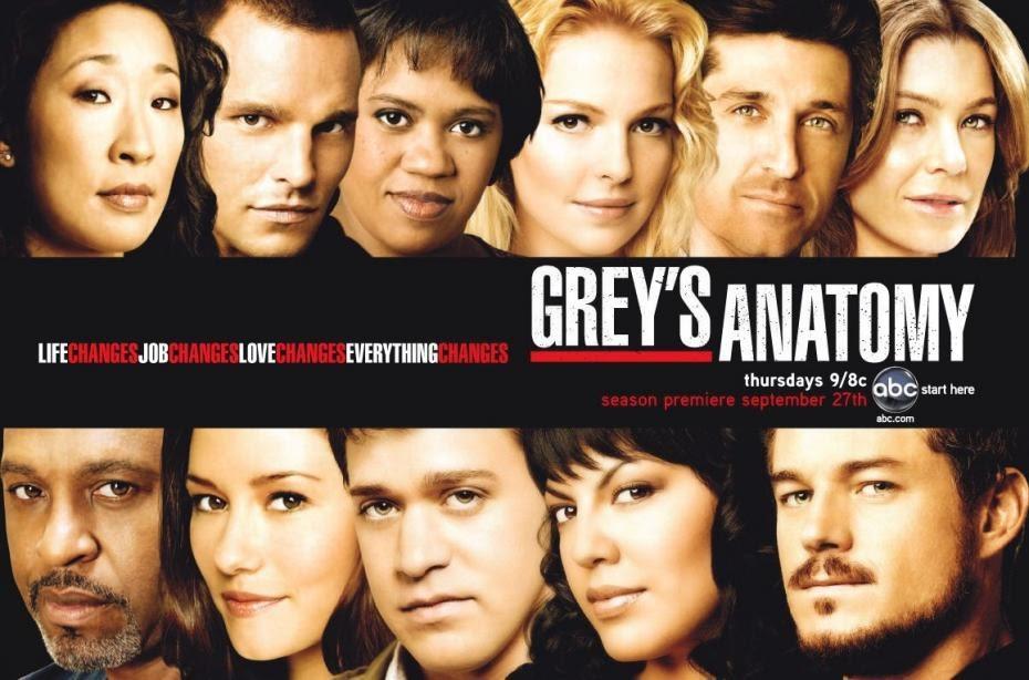 El Rapto de los Sentidos: Anatomía de Grey