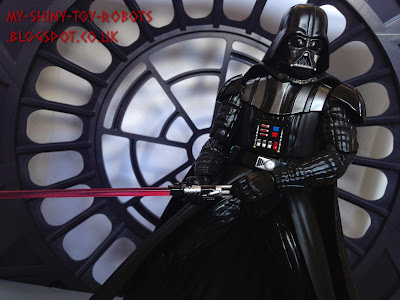 Vader ready for battle