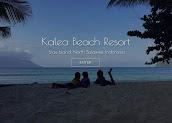 Kalea Beach Resort Siau island