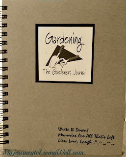 Journals Unlimited Gardeners Journal