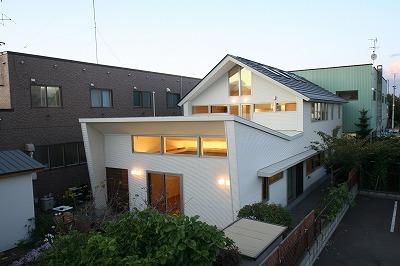 新川の家 2008 札幌