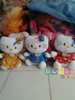 Boneka Hello kitty size s