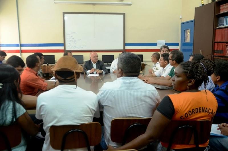 Lideranças comunitárias se reúnem e traçam estratégias para bairros da Zona Leste