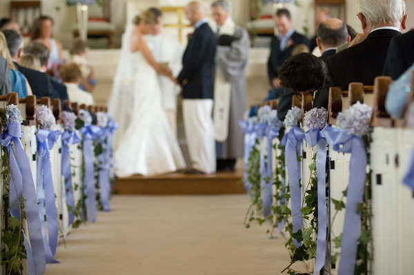 Church Wedding Ceremony Decoration Ideas