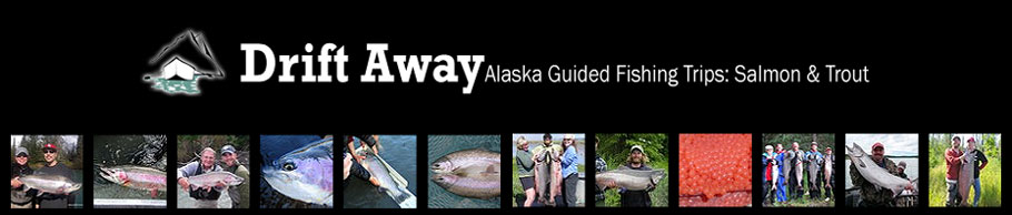 Alaska's Drift Away Fishing