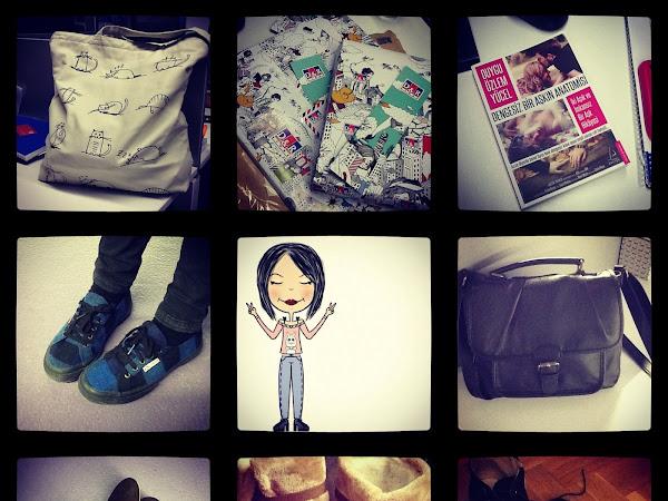 Instagram Günlüğü - Ayakkabı Haftası