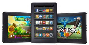 Kindle Fire Komputer Tablet Yang Siap Booming di 2012