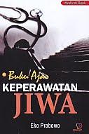 AJIBAYUSTORE  Judul Buku : Buku Ajar Keperawatan Jiwa Pengarang : Eko Prabowo   Penerbit : Nuha Medika