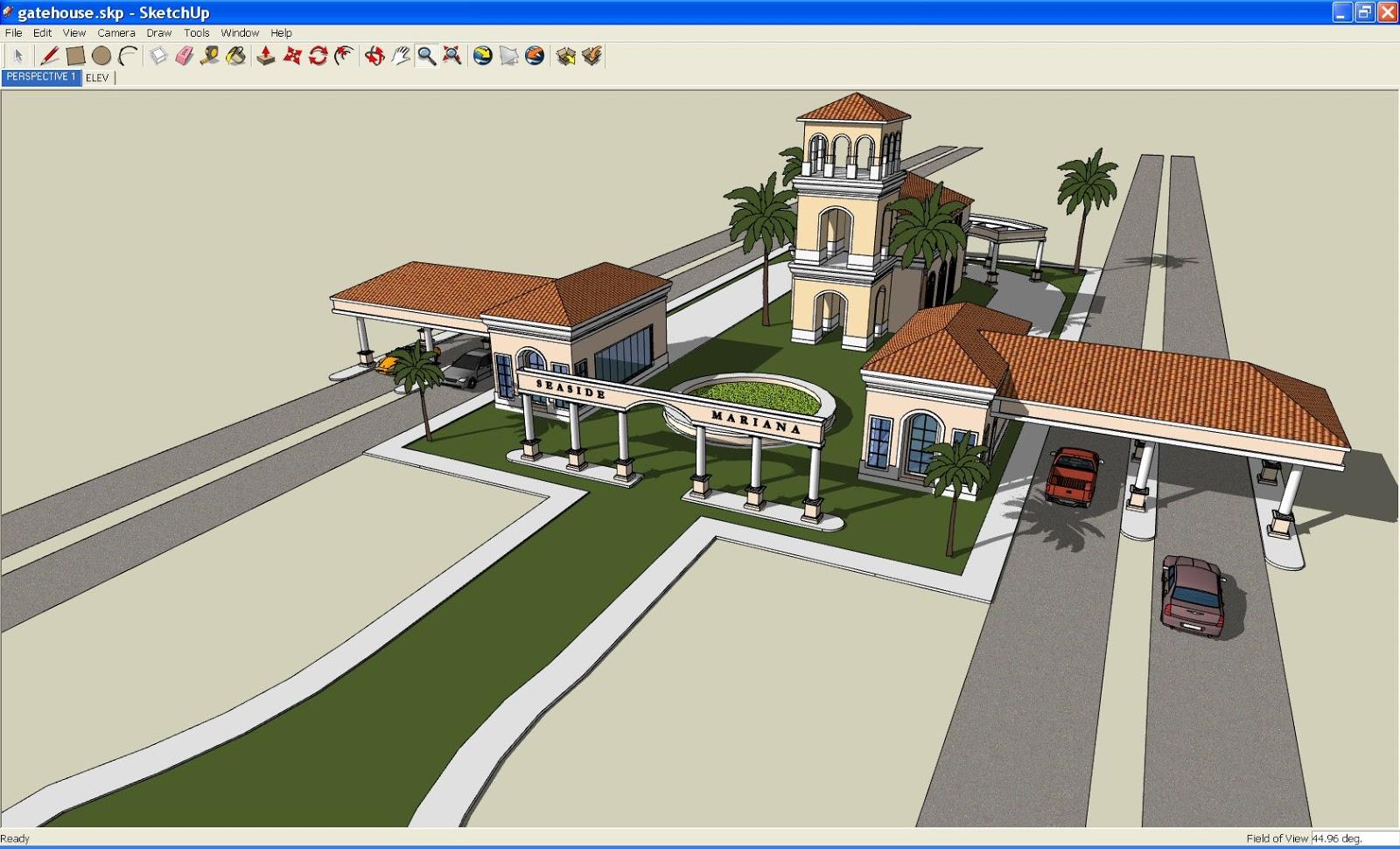 Ep arquitetura esta semana homenagem a oscar niemeyer for Mobilia para sketchup 8
