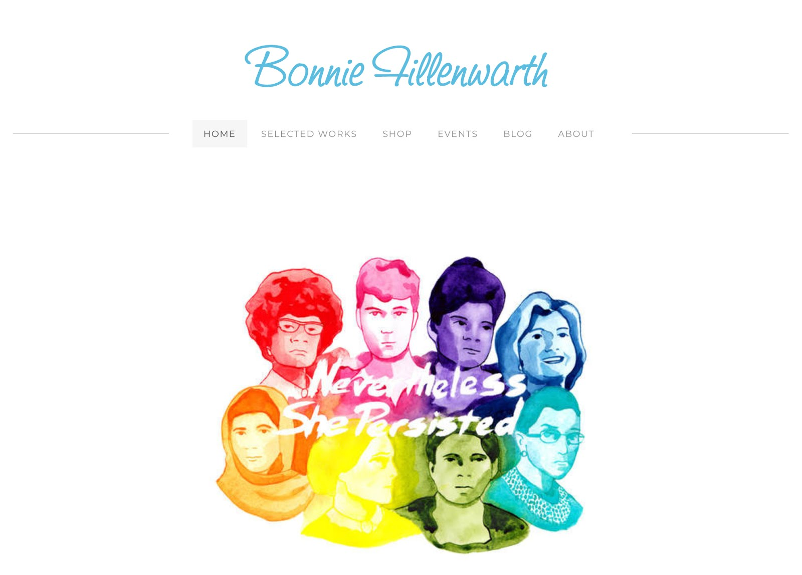 bonniefillenwarth.com
