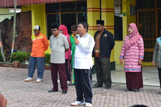 Kakankemenag Tanjungbalai Buka AKSIOMA Tingkat MI