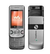 Aparelho Celular W760 PrataBateriaFone de ouvidoCabo USB