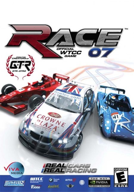 Race 07 Retro Expansion [PC Full]