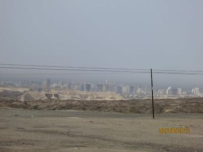 ville de Korla, nous sommes quand même en plein désert