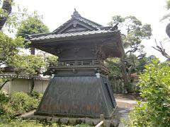 英勝寺袴腰鐘楼