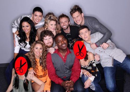 american idol season 10 top 6. Top 6 american idol season