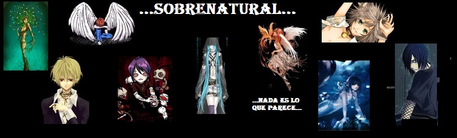 ...sobrenatural...