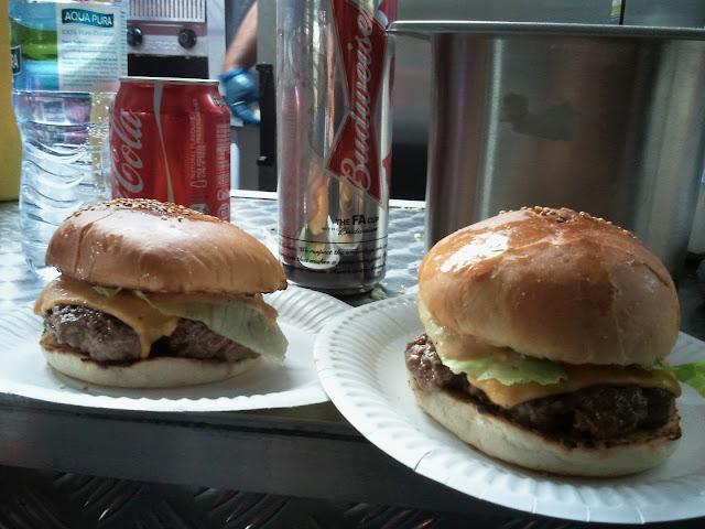 Bleecker Street Burger - Cheeseburgers
